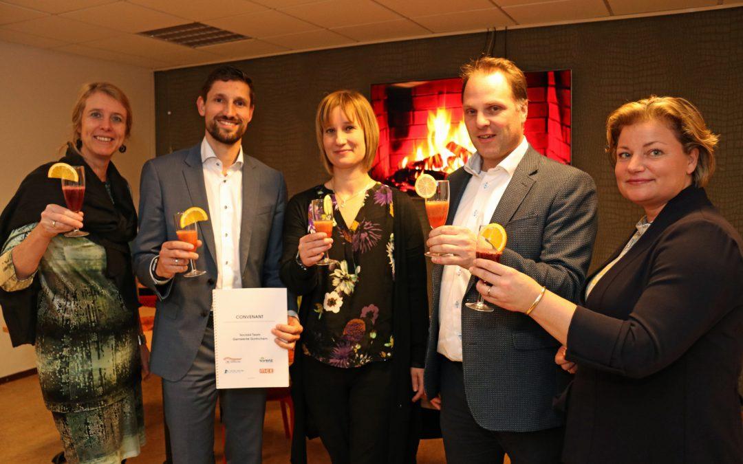 Vernieuwd Sociaal Team voor inwoners Gorinchem