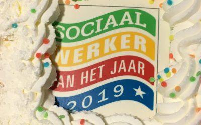 Onze collega Annemieke van der Pol genomineerd voor Sociaal Werker van het jaar!